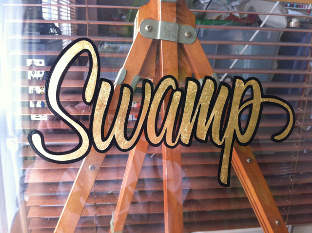 swamp goldleaf
